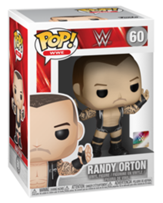 Funko Pop! Wrestling Randy Orton Stock
