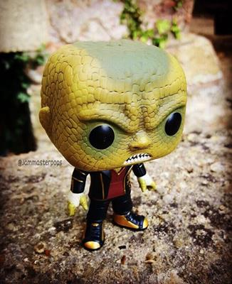Funko Pop! Heroes Killer Croc jammasterpops on instagram.com