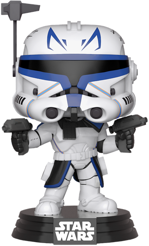 Funko Pop! Star Wars Captain Rex (Clone Trooper)