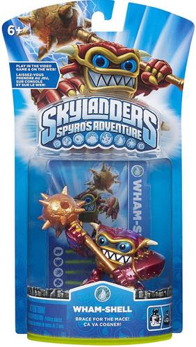 Skylanders Spyro's Adventures Wham-Shell Stock