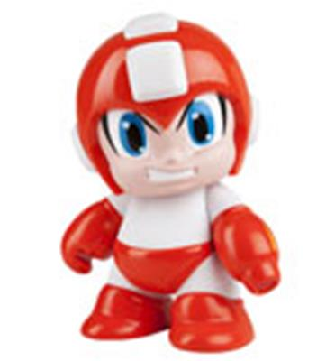 "Kid Robot Art Figures Mega Man 7"" (Red) Stock"