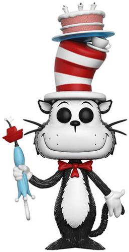 Funko Pop! Books Cat in the Hat (w/ Umbrella)