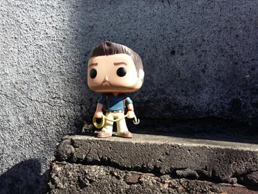 Funko Pop! Games Nathan Drake ilovemyfunkopopcollection on tumblr.com