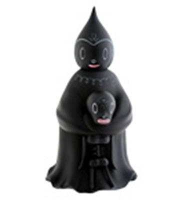 Kid Robot Kidrobot Black Midnight Magi