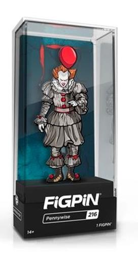 FiGPin IT Pennywise with Balloon Stock