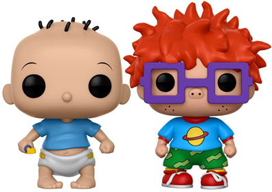 Funko Pop! Animation Tommy and Chuckie