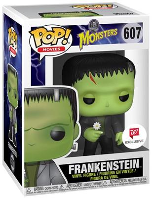 Funko Pop! Movies Frankenstein (w/ Flower) Stock