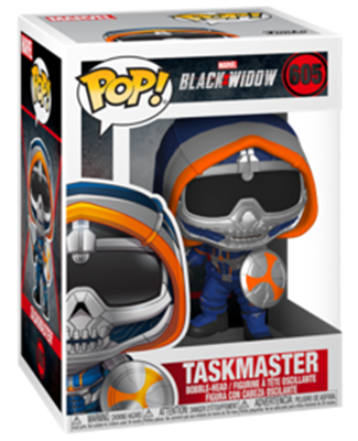 Funko Pop! Marvel Taskmaster (w/ Shield) Stock Thumb