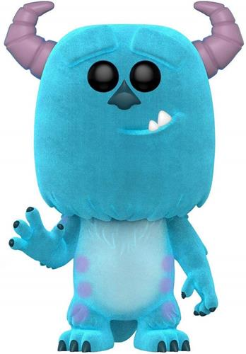 Funko Pop! Disney Sulley (Waving) - Flocked
