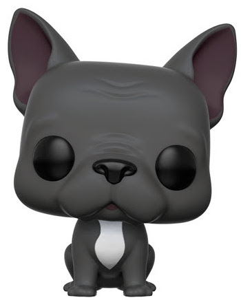 Funko Pop! Pets French Bulldog (Black)