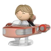 Dorbz Star Wars Luke Skywalker with Speeder