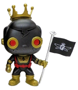 Funko Pop! Freddy Funko Space Robot (Black & Gold)