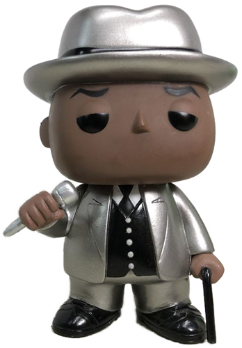 Funko Pop! Rocks Notorious B.I.G. (Metallic) Icon Thumb