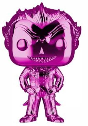 Funko Pop! Heroes The Joker (Purple Chrome)