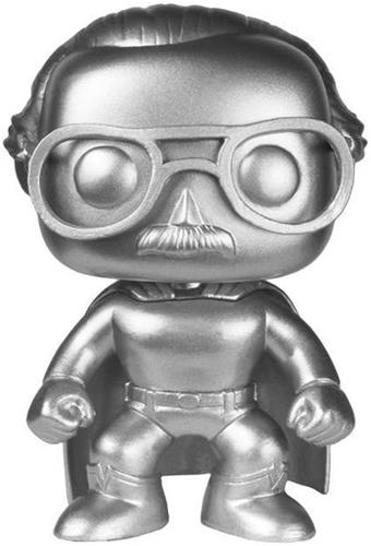 Funko Pop! Stan Lee Stan Lee (Superhero) - Platinum