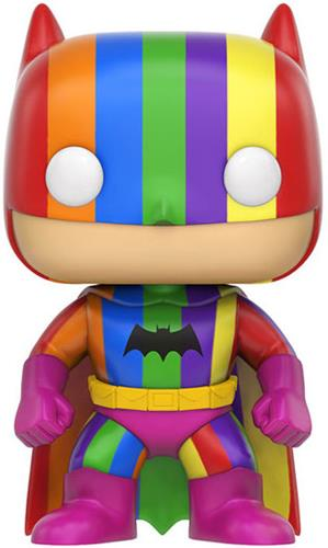 Funko Pop! Heroes Batman (Rainbow)