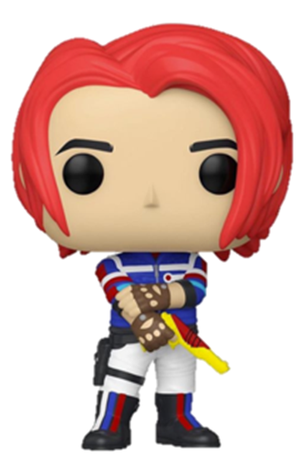 Funko Pop! Rocks Danger Days Gerard Way