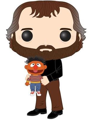 Funko Pop! Icons Jim Henson w/ Ernie