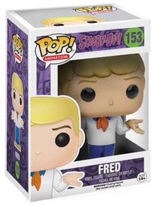 Funko Pop! Animation Fred Stock