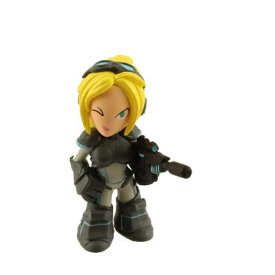 Mystery Minis Blizzard: Heroes of the Storm Nova Elite