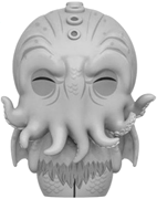 Dorbz Horror Cthulhu (B&W)