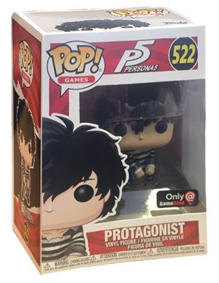 Funko Pop! Games Protagonist Stock