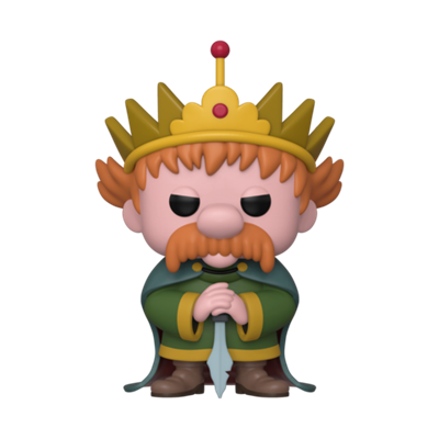 Funko Pop! Animation King Zog