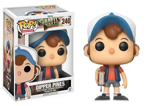 Funko Pop! Animation Dipper Pines Stock