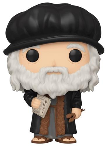 Funko Pop! Other Leonardo da Vinci Icon