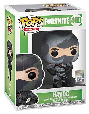 Funko Pop! Games Havoc Stock