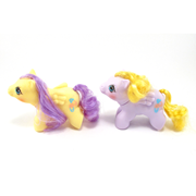 My Little Pony Year 06 Speckles and Bunkie