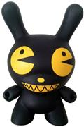 "Kid Robot 20"" Dunnys Pac Man (Black)"