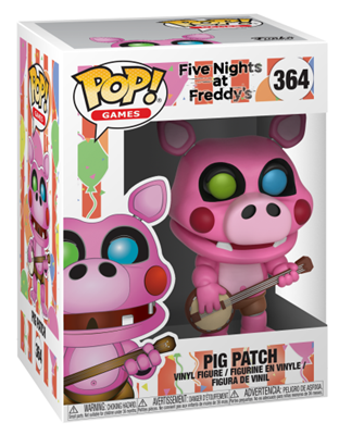 Funko Pop! Games Pig Patch Stock