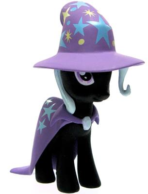 Mystery Minis My Little Pony Series 2 Trixi Lulamoon (Black)
