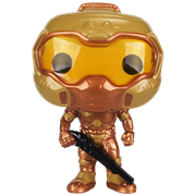 Funko Pop! Games Space Marine (Gold)