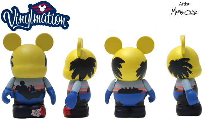 Vinylmation Open And Misc Disney Cruise Line Castaway Cay
