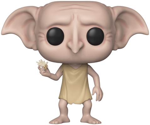 Funko Pop! Harry Potter Dobby (Snapping Fingers) Icon