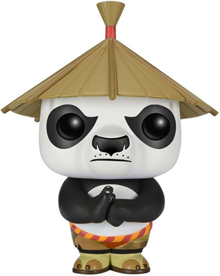 Funko Pop! Movies Po (w/ Hat) Icon Thumb