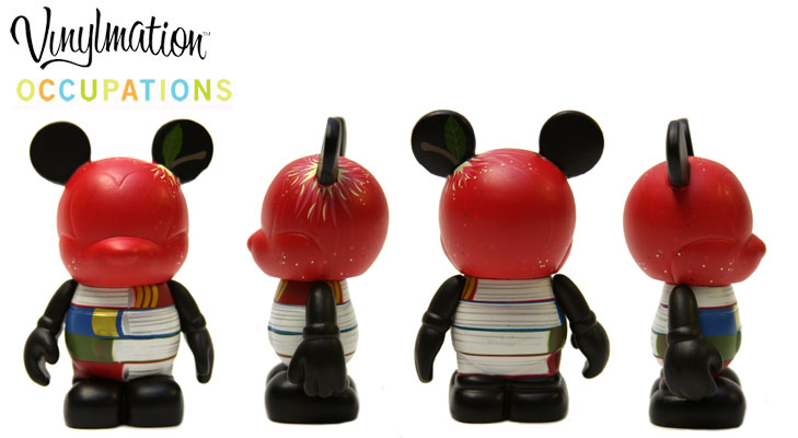 Vinylmation Open And Misc Occupations Teacher