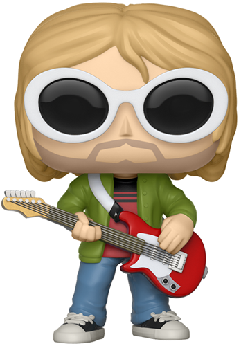 Funko Pop! Rocks Kurt Cobain