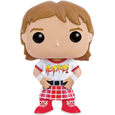 Funko Pop! Wrestling Rowdy Roddy Piper Icon Thumb