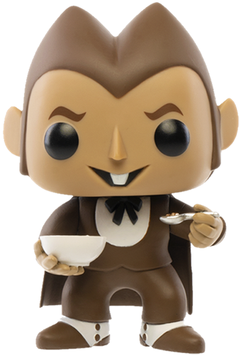 Funko Pop! Ad Icons Count Chocula (w/ Cereal Bowl)