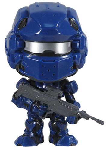 Funko Pop! Halo Spartan Warrior Blue Icon