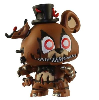 Mystery Minis Five Nights at Freddy's Series 2 Nightmare Freddy  Stock