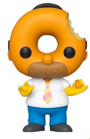 Funko Pop! Television Donut Head Homer