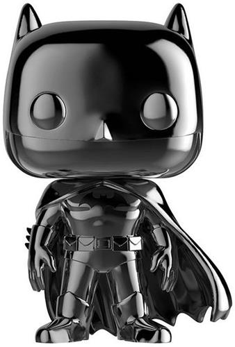 Funko Pop! Heroes Batman (Chrome Black)