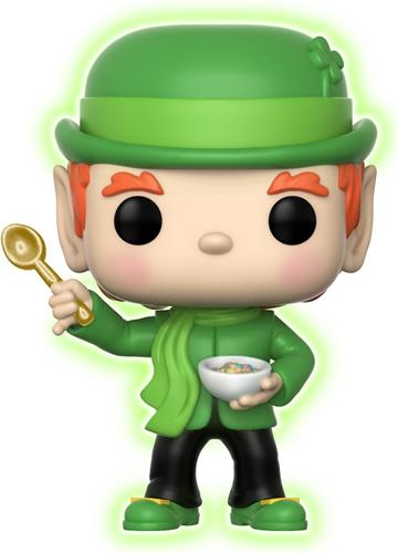 Funko Pop! Ad Icons Lucky the Leprechaun (Glow) Icon