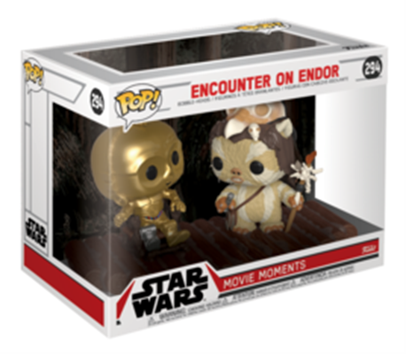 Funko Pop! Star Wars Encounter on Endor Stock