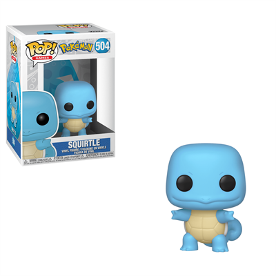 Funko Pop! Games Squirtle