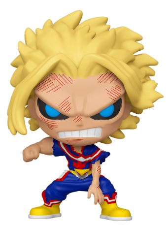 Funko Pop! Animation All Might (Weakened) (Glows in the Dark)